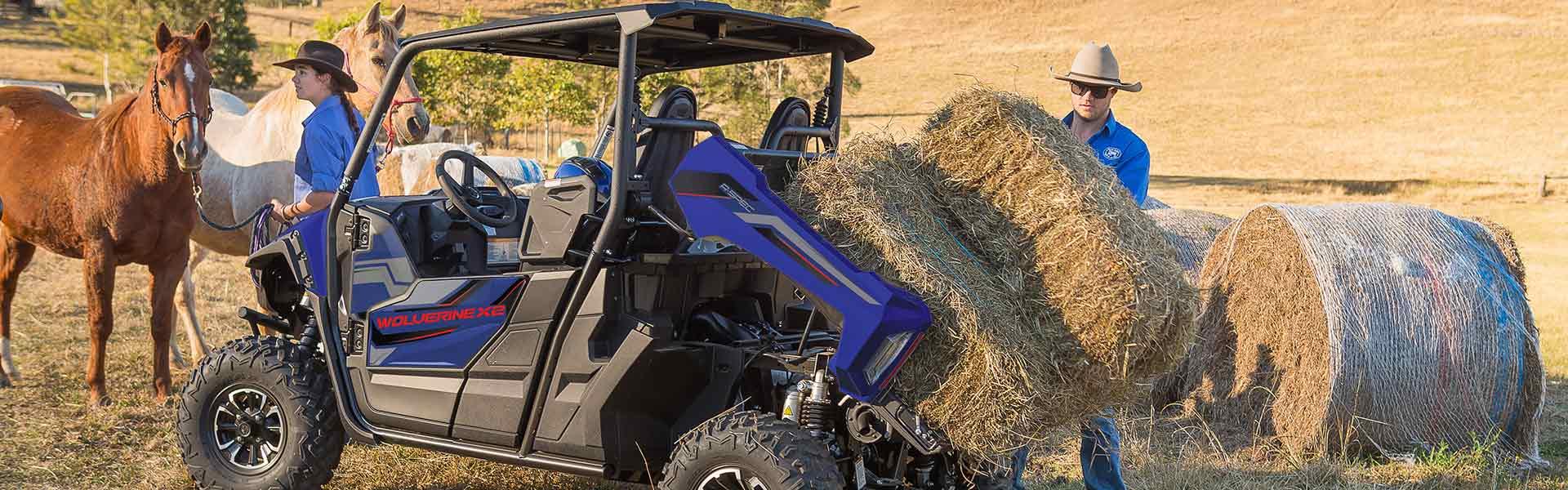 Yamaha ATV ROV Kempsey