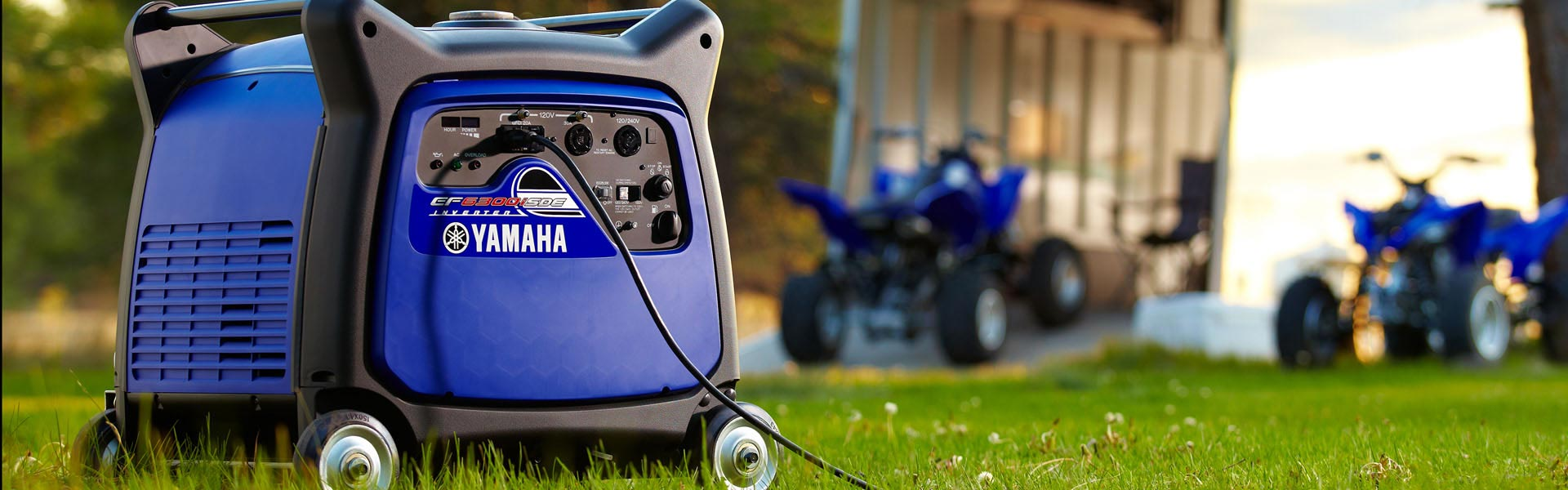 Yamaha Generators and Inverters Kempsey