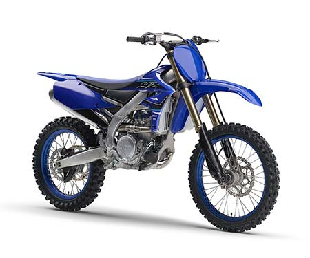 Yamaha Motocross Motorcycles Kempsey